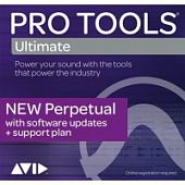 Avid Pro Tools | Ultimate Perpetual License NEW (Electronic Delivery)