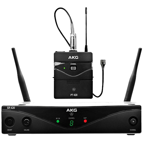 Радиосистема AKG WMS420 Presenter Set Band U2